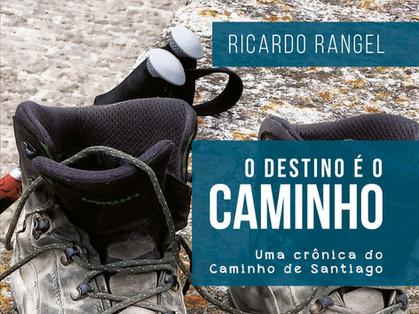 """Escritor carioca reúne reflexões, paisagens e pessoas em seu livro """"O Destino é o Caminho"""""""