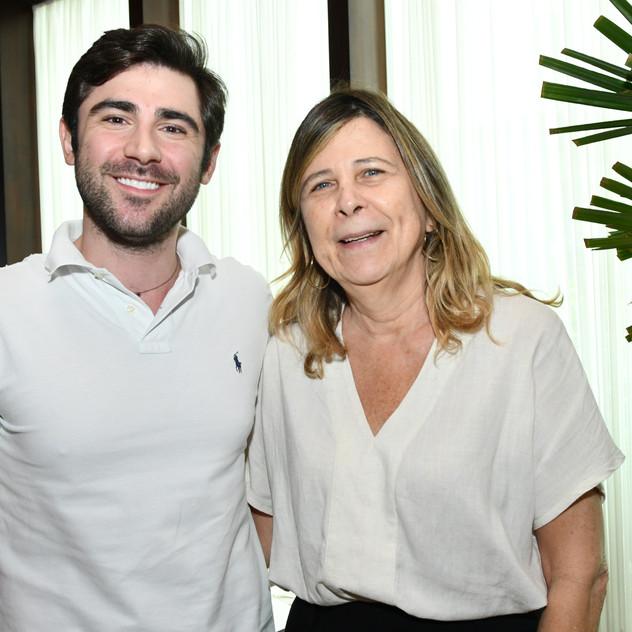 Rafael Bessani e Lucia Nottoli