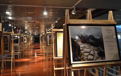 Centro Paula Souza recebe exposição sobre rota percorrida pelo povo Inca, patrimônio cultural da hum