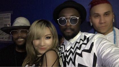 Nova vocalista do Black Eyed Peas pode vir do K-pop