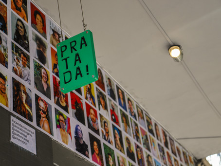 Exposição A Cara da Vila Buarque sai do on-line e toma conta das ruas do bairro