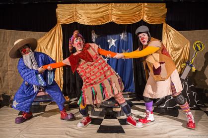 Infantil Merlim, Arthur e o Bobo entra em cartaz no Teatro João Caetano