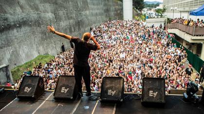 Rapper Projota e Fábricas de Cultura realizam projeto Rap no Lauzane