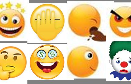 Reações reais que não devem ter emojis tão cedo no Facebook