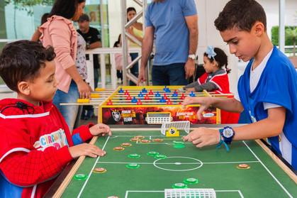 Shopping Taboão traz circuito de teatro, dança, esportes, oficinas e brincadeiras de rua