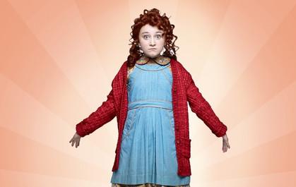 Annie, o musical entra em cartaz no Teatro Santander