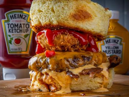 15º edição do Burger Fest acontece em formato presencial, delivery ou take out