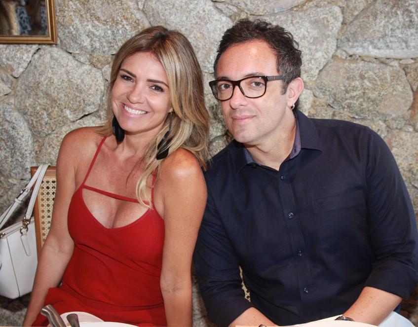 Marcia Meira e Rodrigo Jorge