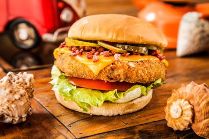 Festival oferece de burger de siri a versão vegana com jaca