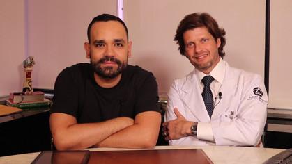 """""""O grande desafio não é emagrecer, e sim manter o peso depois"""", alerta o dr. Filippo Pedri"""