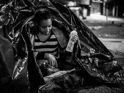 Gtex Brasil doa 2 mil álcool em gel Urca para o SP Invisível
