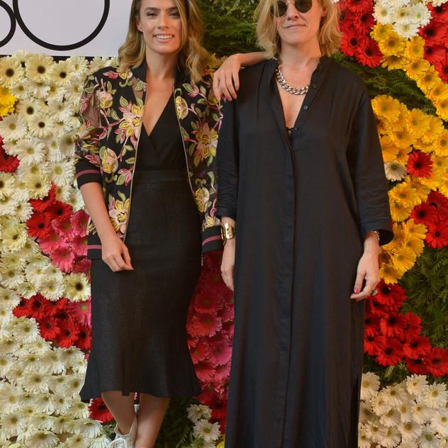 Patricia Bonaldi e Ines Azumendi