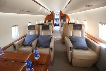 Quando a primeira classe dos aviões já não é suficiente para quem gosta de luxo