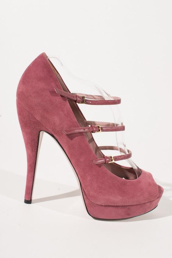 Sandália Rosé - Gucci