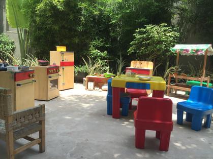 Férias de julho em São Paulo com brincadeiras ao ar livre na Casa do Brincar