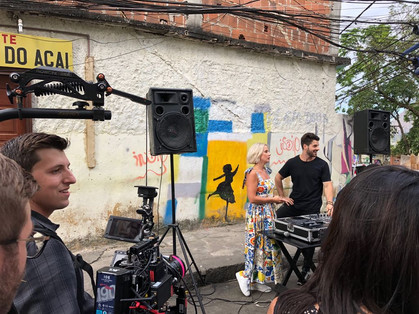Alok grava clipe em favela com mesmo diretor de Beyoncé