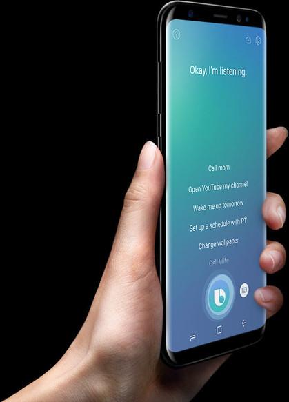 Comando de voz Samsung Bixby disponibilizado no Brasil... mas em inglês e coreano