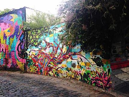Walking tour em São Paulo explora galerias do centro e grafites da Vila Madalena