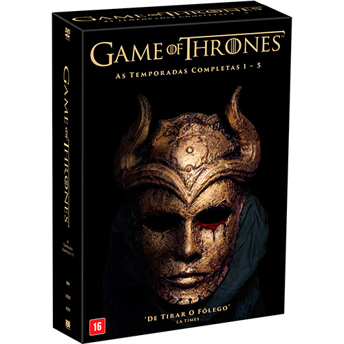 Box Game of Thrones (R$ 269,91)