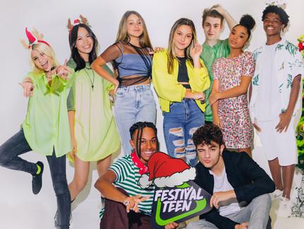 Festival Teen, em parceria com banco Next, prepara o amigo secreto dos adolescentes da internet