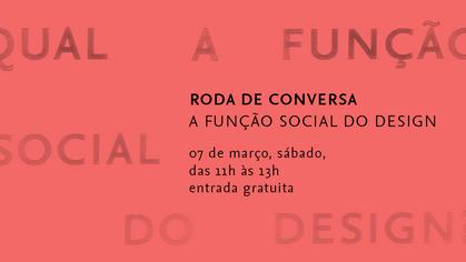 Prêmio Design MCB promove roda de conversa para debater o tema do Concurso do Cartaz 2020