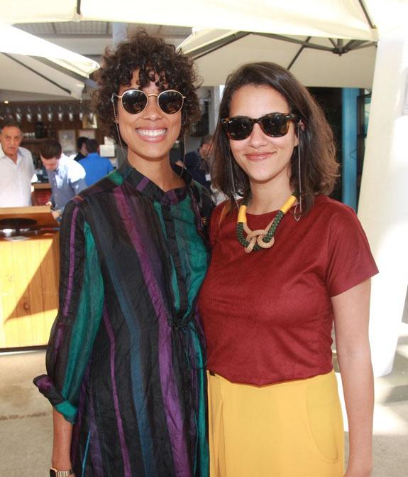 Nina e Taia Mendes