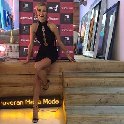 Atroveran Mega Model busca uma nova estrela para o Brasil