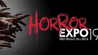 Para os fãs de terror, Horror Expo reúne atrações, shows e convidados especiais