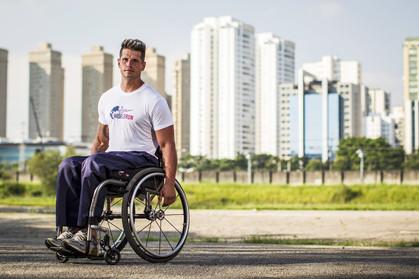 Fernando Fernandes debate inclusão de pessoas com deficiência nos esportes