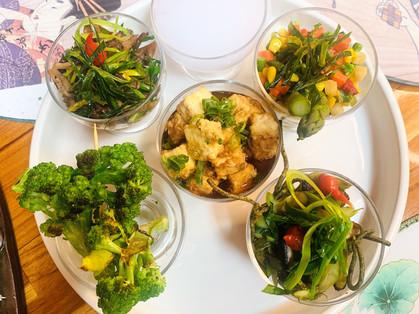5 dicas de restaurantes e hamburguerias com opções vegetarianas