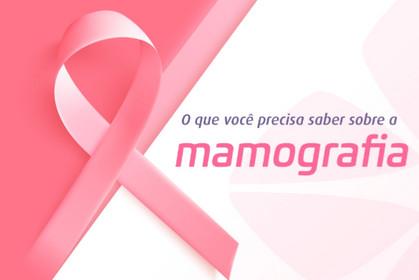 Infográfico: Saiba tudo sobre o câncer de mama e a mamografia