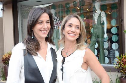 Evento de lançamento da Joupi Deux de Juliana Zahr Manssur e Priscila Maluf Gabut