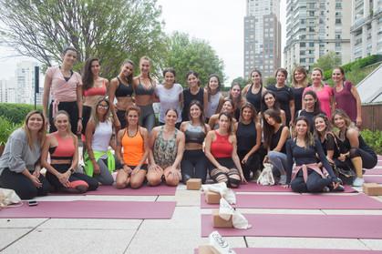 Balleto comemora cinco anos no shopping Cidade Jardim