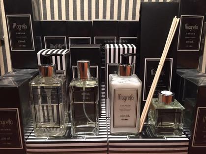 Magrella lança linha própria de aromas