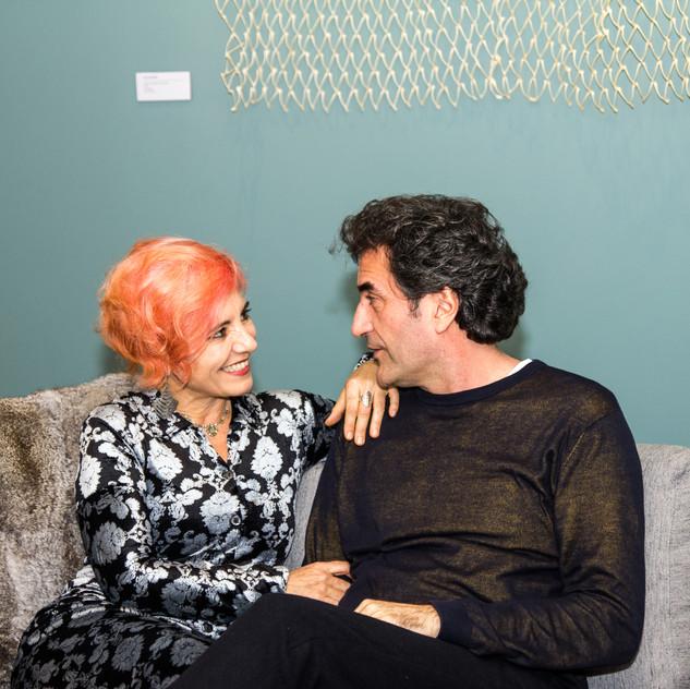 Luciana Crepaldi e Eduardo Fernandes