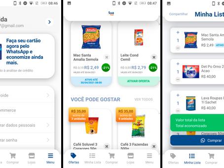 DMCard prepara o lançamento de seu primeiro produto de tecnologia e não financeiro, o app DMOfertas