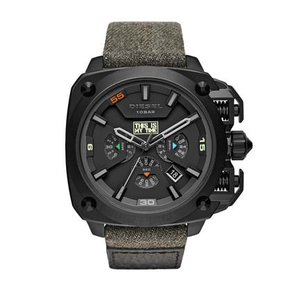 Relógio Diesel em edição limitada celebra aniversário de seu fundador