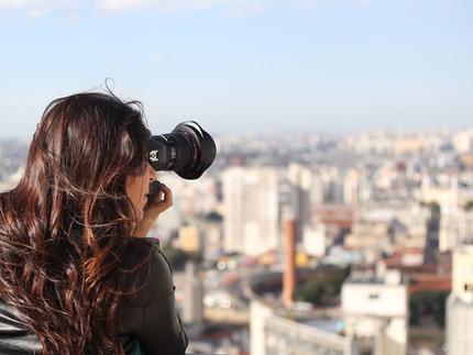 """""""Click a Pé"""" faz passeio fotográfico em São Paulo"""