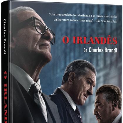 """Livro que deu origem ao filme """"O Irlandês"""" é relançado"""