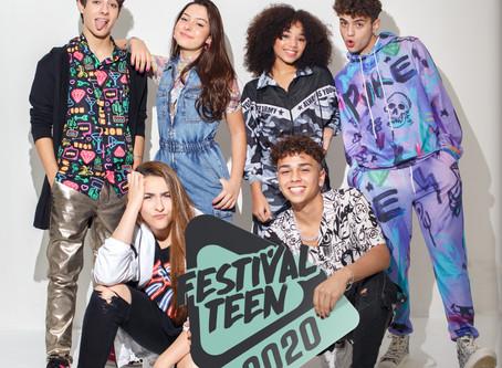 Após confirmar Vitão, Festival Teen Live Show 2020 convoca as maiores estrelas da internet