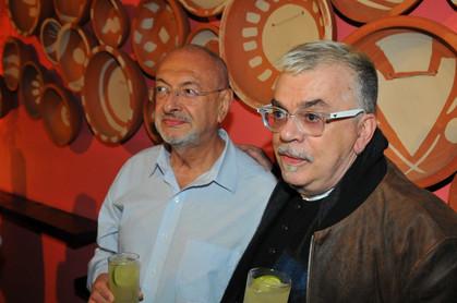 Fotos - Inauguração restaurante peruano Pisco