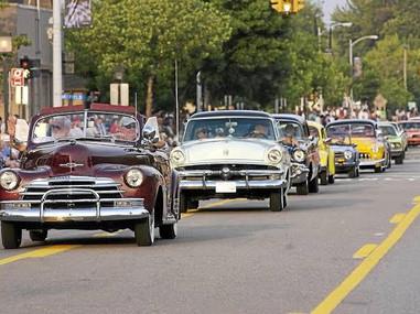 Aniversário de São Paulo: Carros antigos retornam às ruas