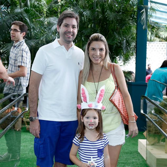 Marcelo, Tatiana E Rafaela Fadiga De Souza