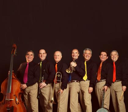 Traditional Jazz Band comemora 55 anos no palco do Museu da Casa Brasileira