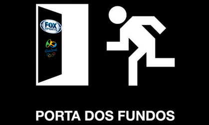 Atores do Porta dos Fundos terão trabalho durante as Olimpíadas