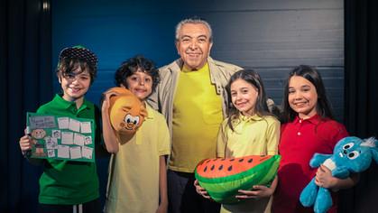 Turma da Mônica apresenta crianças de Laços, seu primeiro filme em live action