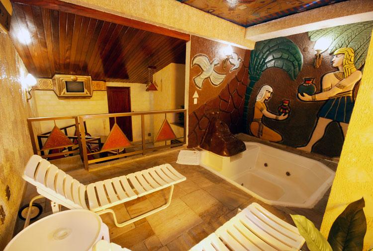 Motel Faraós - Suíte Queóps