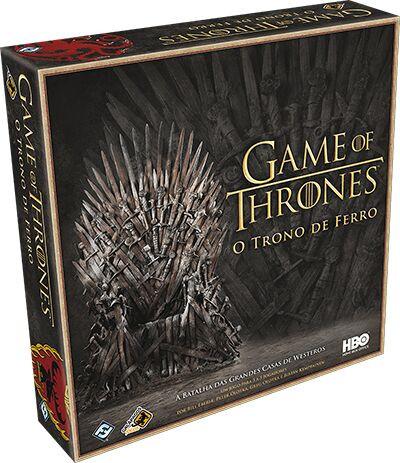 Jogo de Game of Thrones chega às lojas