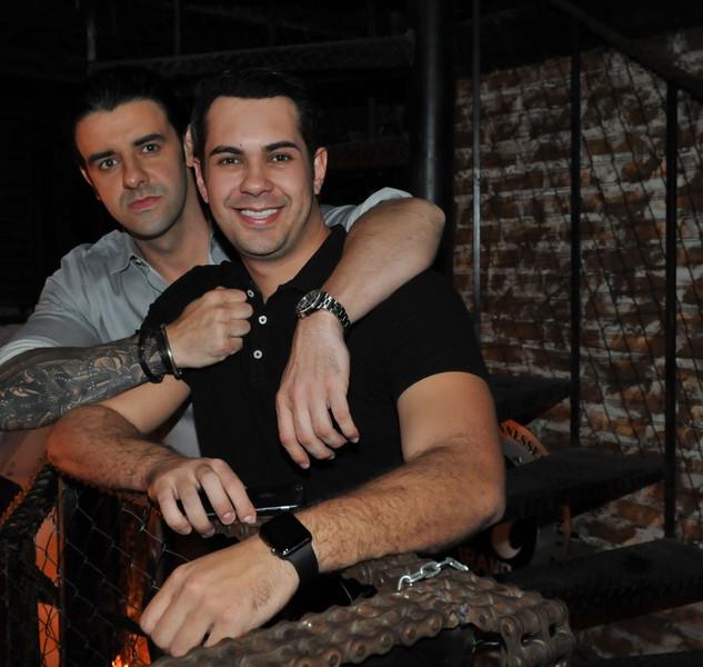 Guto Lopes e Rodrigo Serikawa