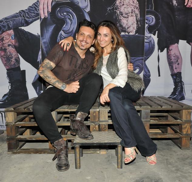 Milena Rodrigues e Tarso Marques